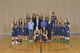 2014-15 Varsity GBB Team Picture