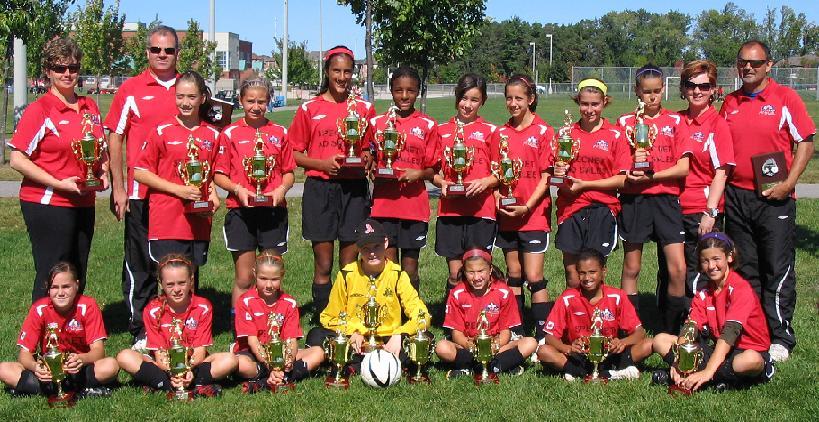 2009 CGSL Cup Champions