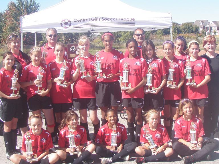 2009 CGSL League Champions