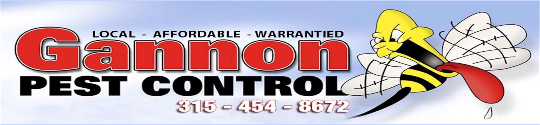 Gannon Pest Control Logo
