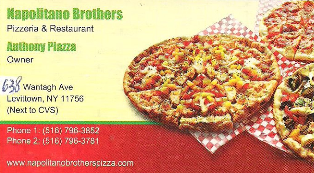 pizza front