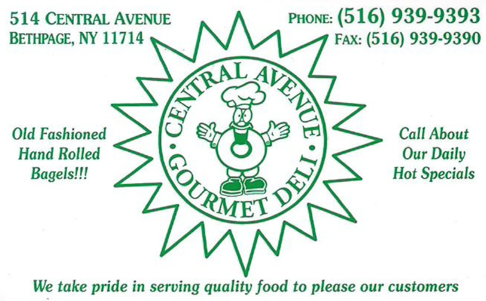 Central Avenue Gourmet Deli