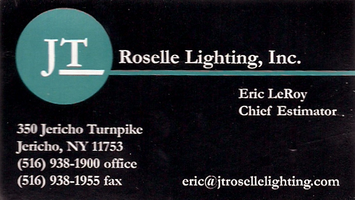 JT Roselle Lighting, Inc.
