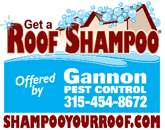 Gannon Shampoo Your Roof
