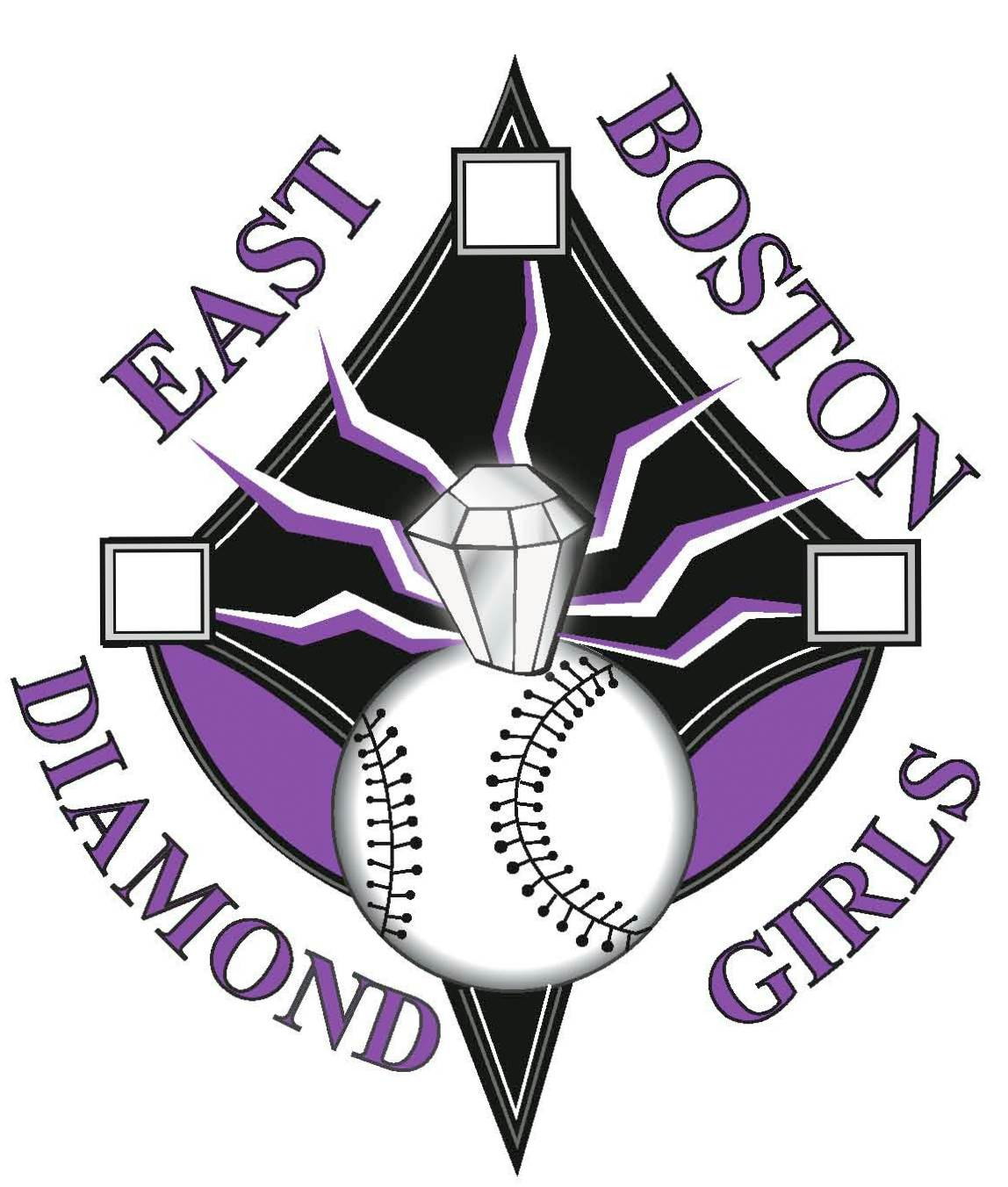 East Boston Diamond Girls 14B