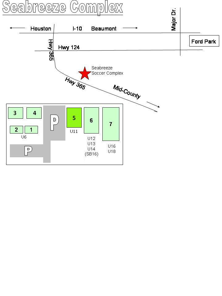 Map To Seabreeze Complex_1