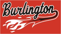 Burlington  Lady Devils 12A White
