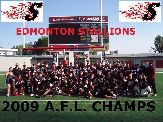 2009 AFL Champions
