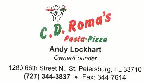 sponsor - C.D. Roma's