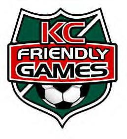 KC Friendly Games Logo