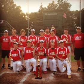 Michigan Heat Runners Up