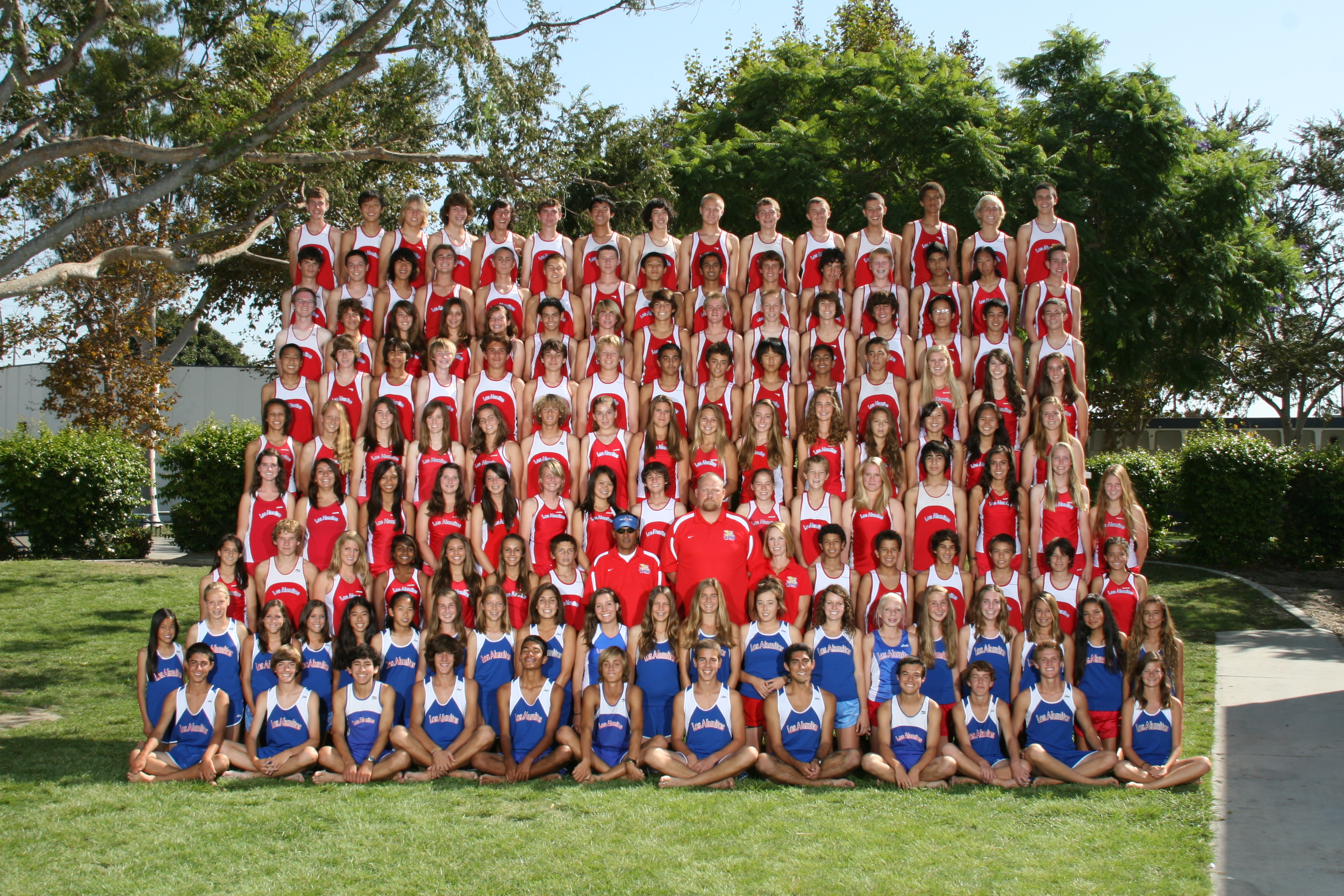 Los Alamitos Cross Country