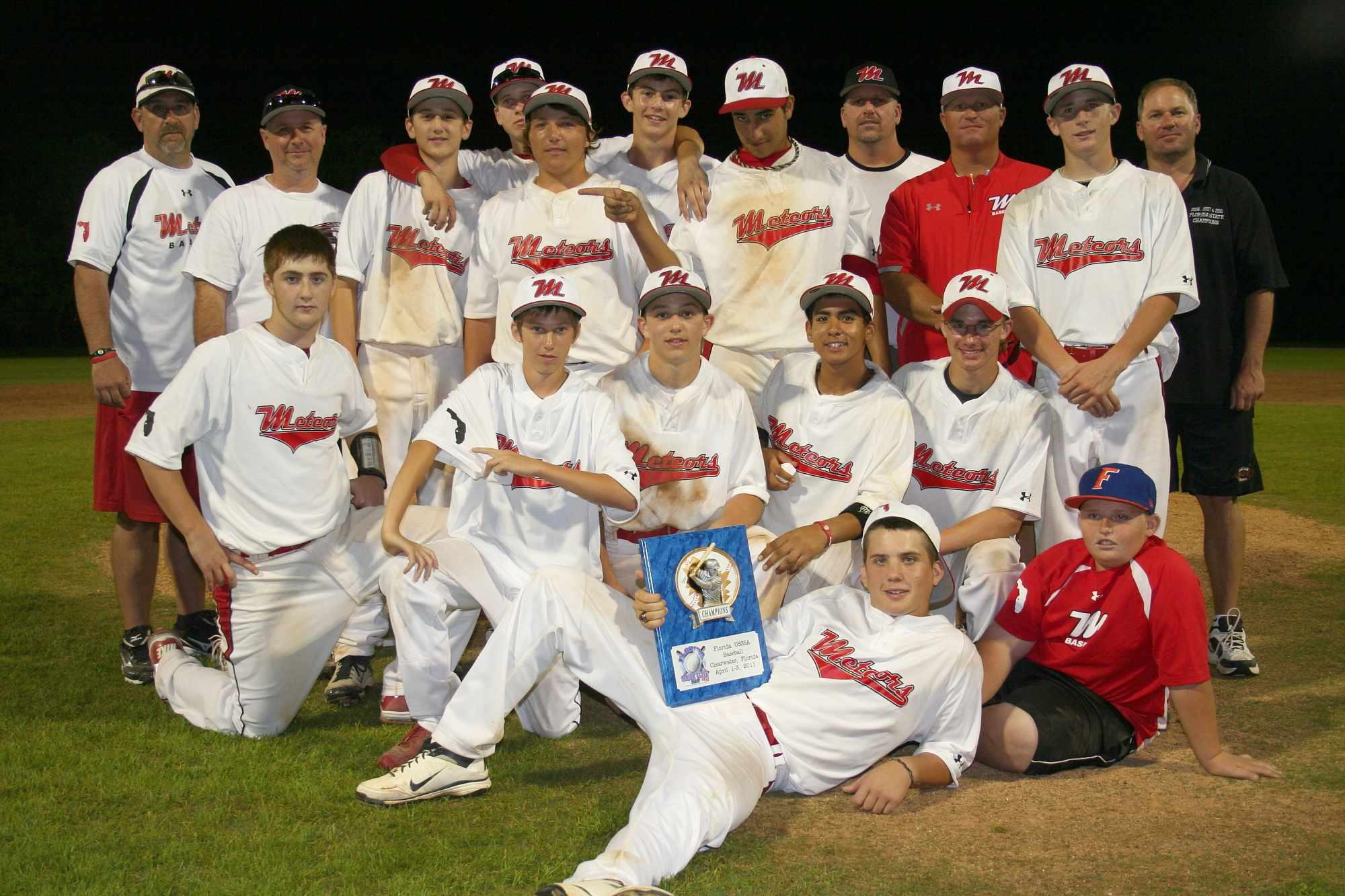 Meteors baseball major elite champs malvernweather Choice Image