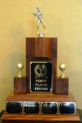 New First Place Trophy