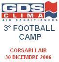 3° GDS Clima Football Camp