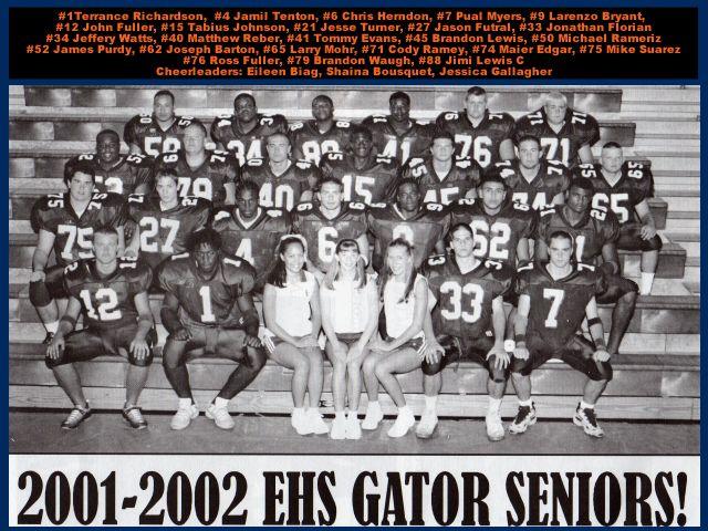 2002 Gators