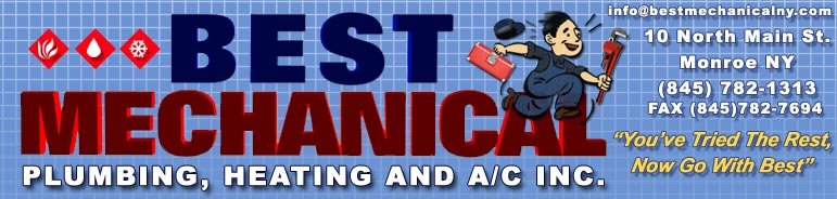 Best Mechanical Plumbing, Heating & AC