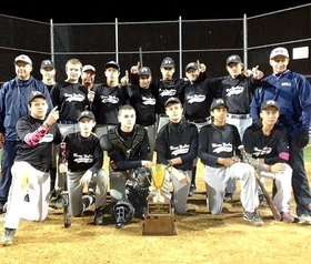 2014 Harvest cup Seniors Champions