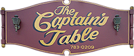 Captains table