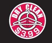 $3.99 Dry Clean