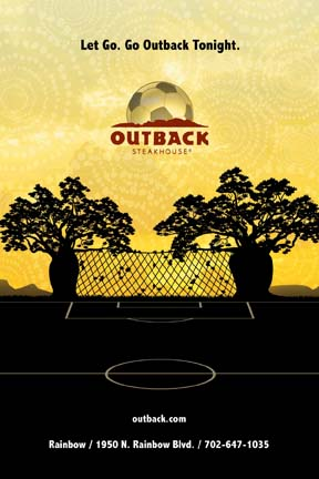 Outback Soccer Small