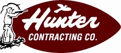 Hunter Contracting Logo