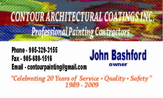 Contour Architectural Coatings Inc.