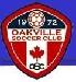 Oakville Soccer Club Logo