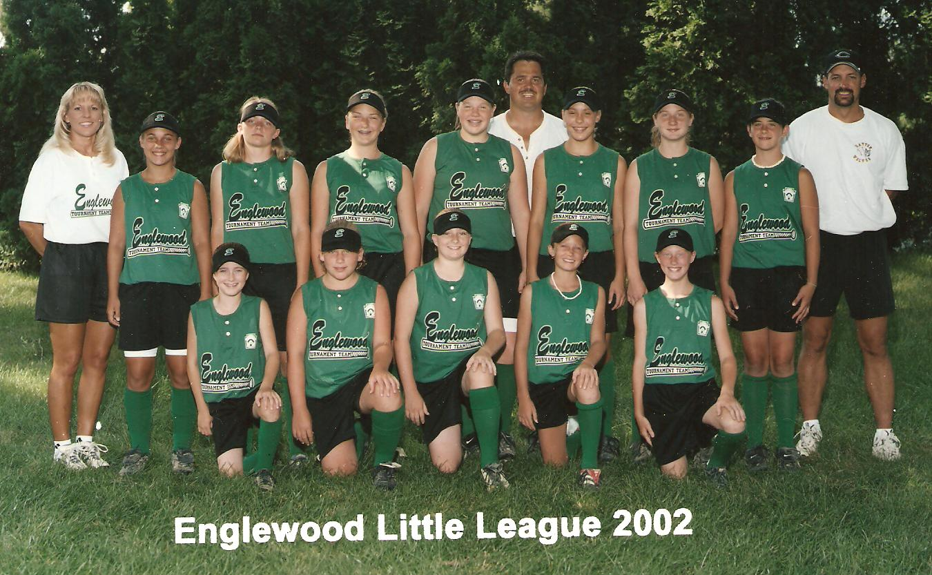 ELL All Star Softball 2002