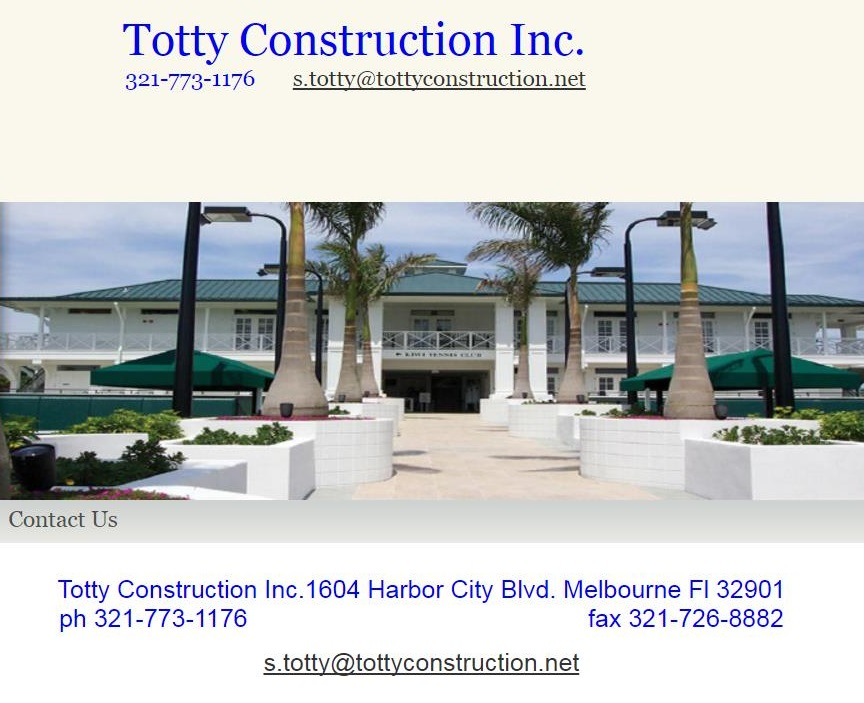 Totty Construction, Inc.