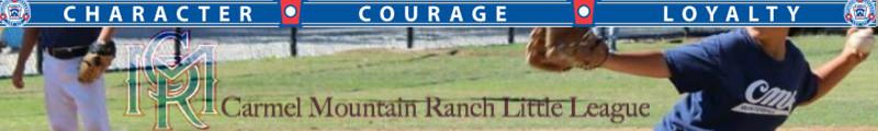 Carmel Mountain Ranch Little League