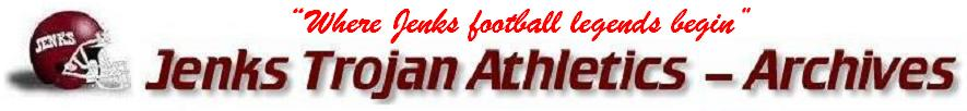 Jenks Trojan Athletics Archives - Jenks, Oklahoma