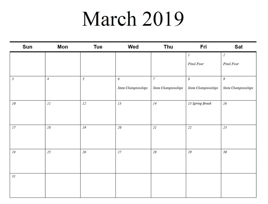 Mar 2019 Calendar.png