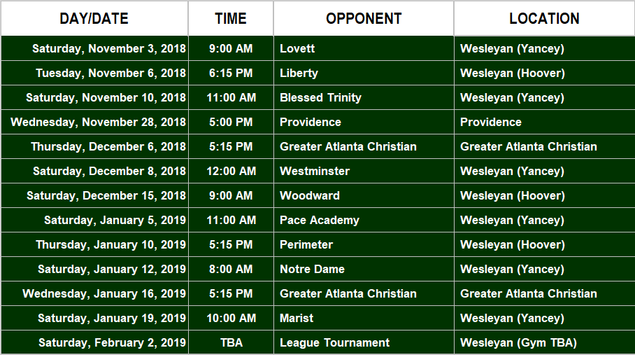 2018-2019 8th Grade Schedule.png