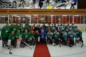 Alumni Game teams