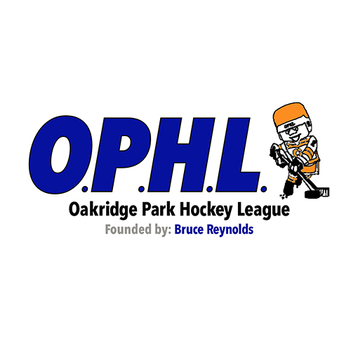 OPHL - Oakridge Park Hockey League