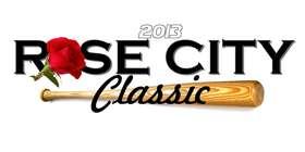 2013 Rose City Classic Logo