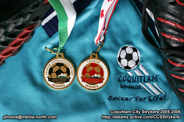 League & IDC Gold Medals