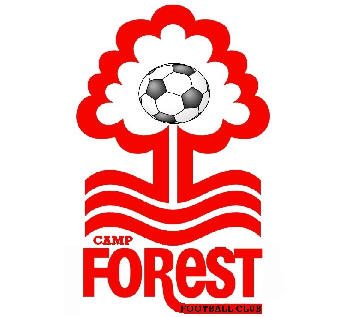 Camp Forest Logo