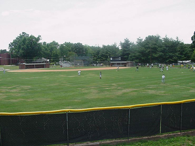LRC baseball field