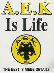AEK is Life