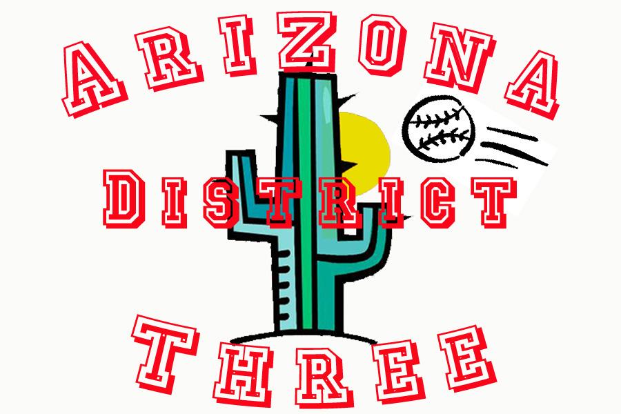 District 3 logo