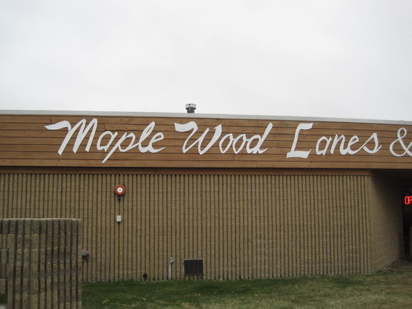 Maplewood Lanes Exterior