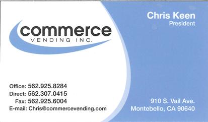 CommerceVending