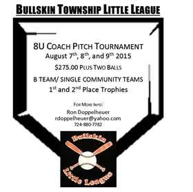 8U Tournament