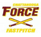 Chattanooga Force Fastpitch 18 Gold