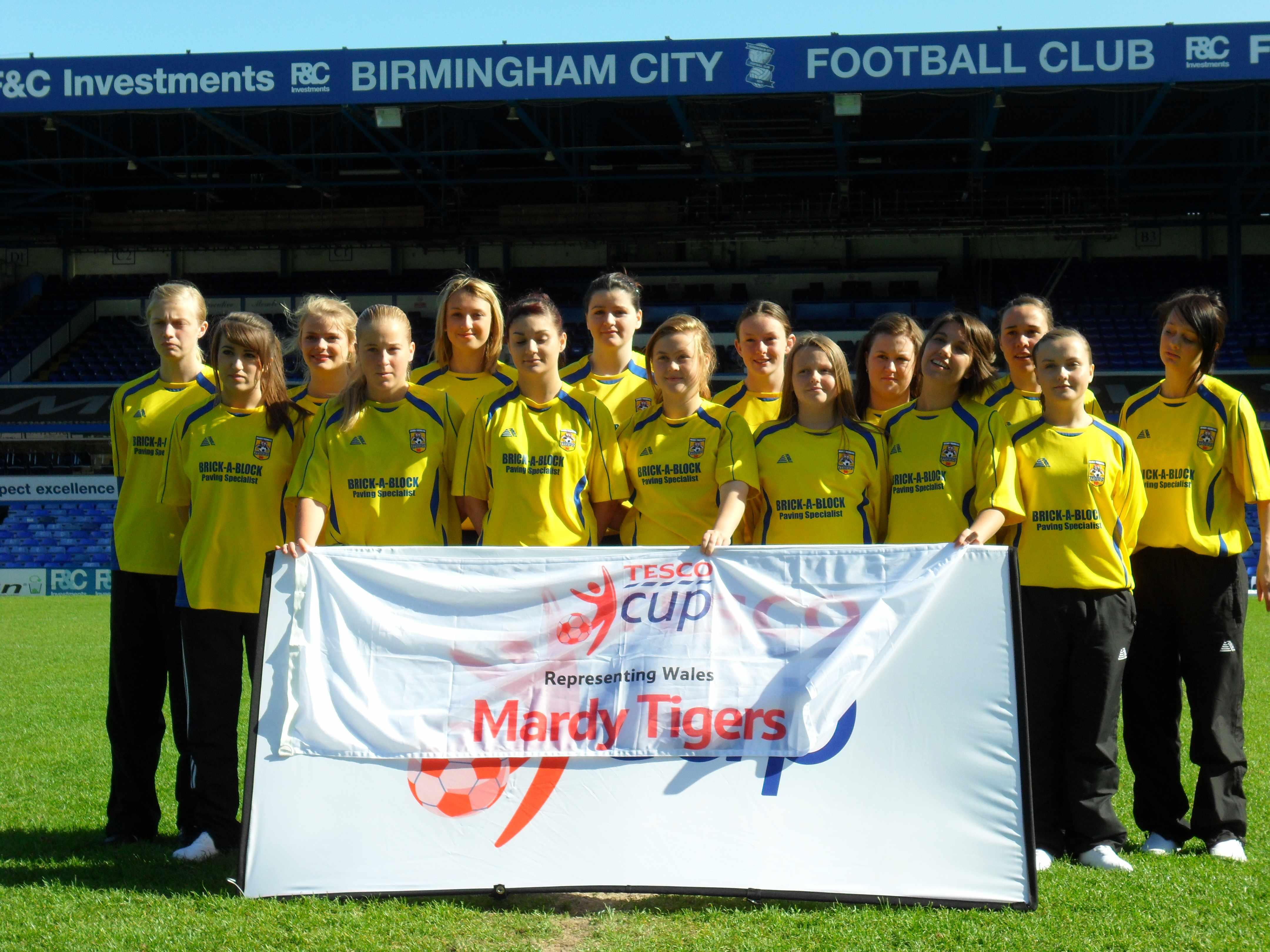 Tigers @ Birmingham
