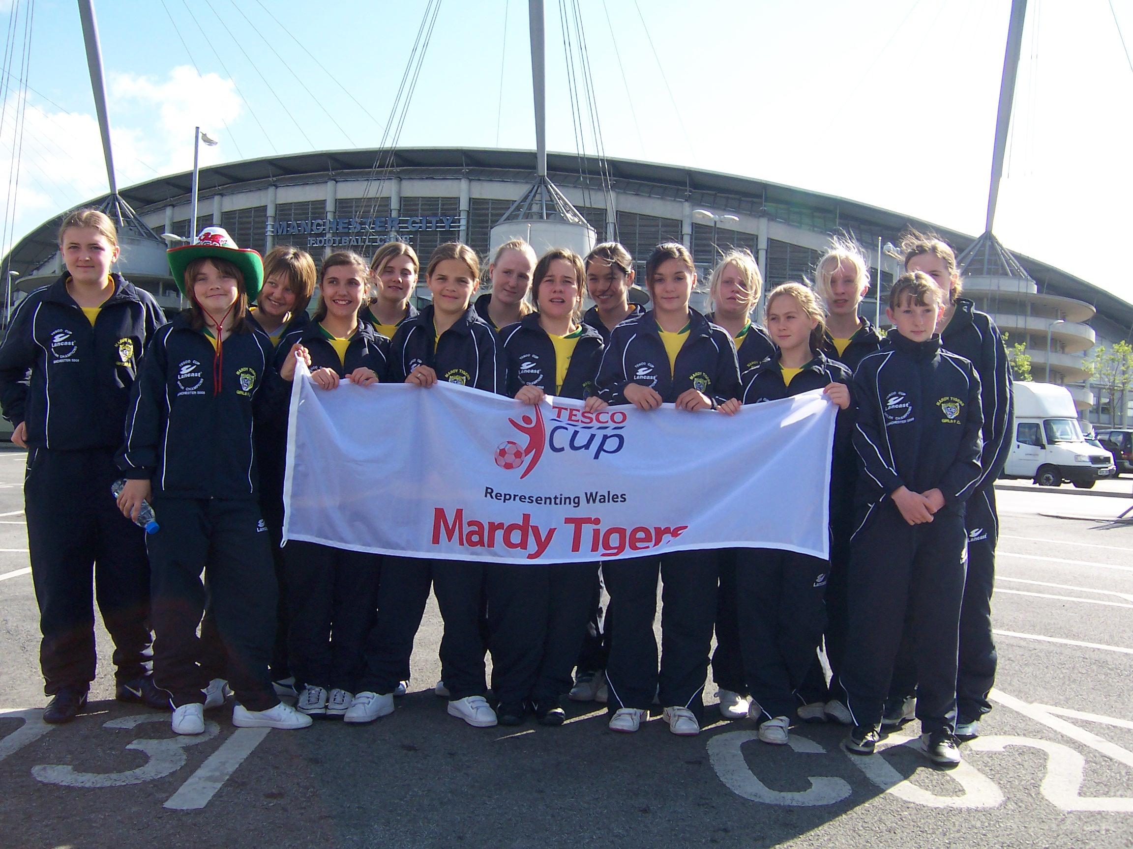 Mardy Tigers F.C.