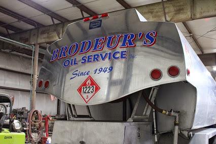 BRODEUR'S OIL