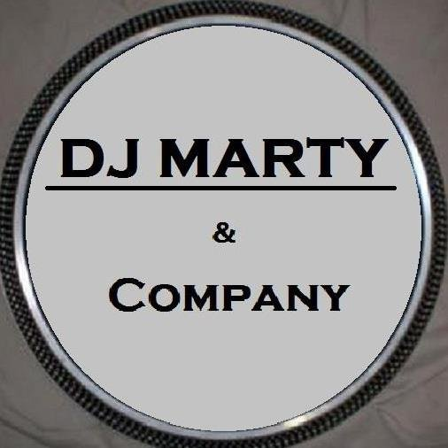 sign sponsor - DJ Marty